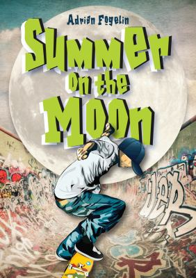 Cover image for Summer on the moon