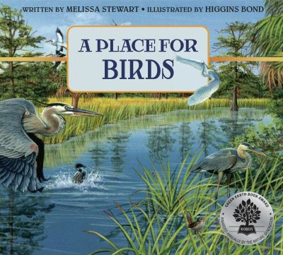 Cover image for A place for birds