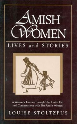 Cover image for Amish women : lives and stories