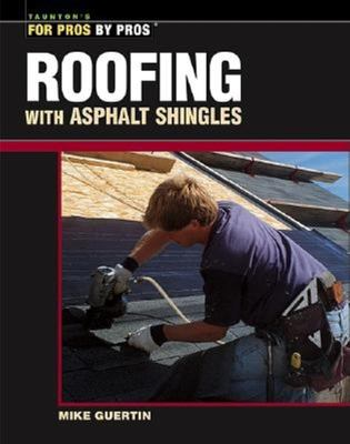 Cover image for Roofing with asphalt shingles