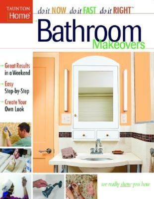 Cover image for Bathroom makeovers