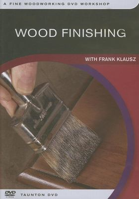 Cover image for Wood finishing with Frank Klausz