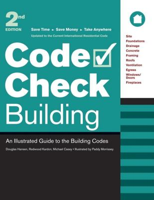 Cover image for Code check building : an illustrated guide to the building codes