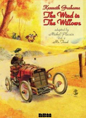 Cover image for The wind in the willows