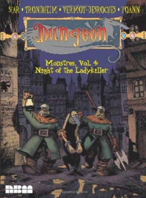 Cover image for Dungeon. Monstres. Vol. 4, Night of the ladykiller