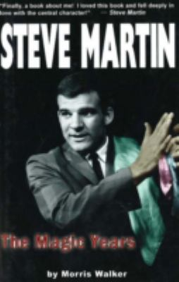 Cover image for Steve Martin : the magic years