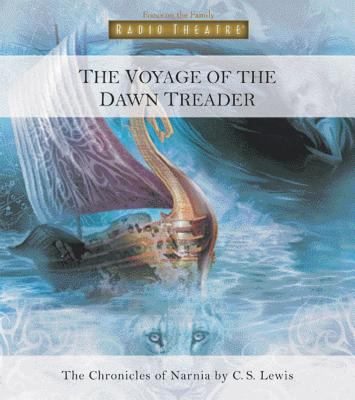 Cover image for The voyage of the dawn treader from the Chronicles of Narnia