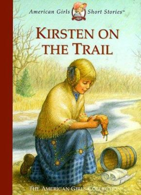 Cover image for Kirsten on the trail