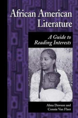 Cover image for African American literature : a guide to reading interests