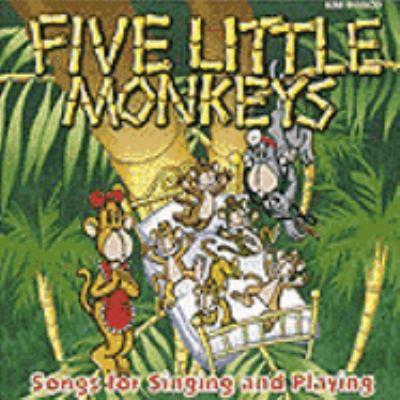 Cover image for Five little monkeys