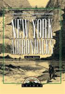 Cover image for Longstreet highroad guide to the New York Adirondacks