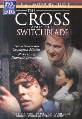 Cover image for The cross and the switchblade
