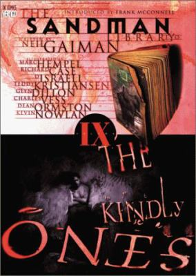 Cover image for The Sandman : the kindly ones
