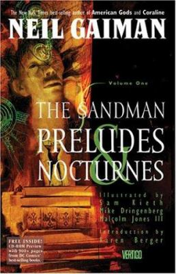 Cover image for The Sandman : doll's house