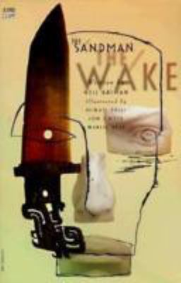 Cover image for The Sandman : the wake