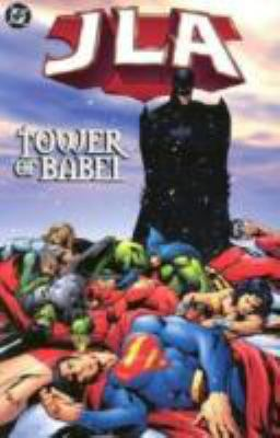 Cover image for JLA : tower of babel