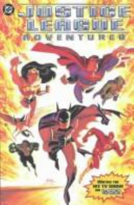 Cover image for Justice League adventures