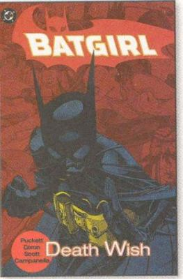 Cover image for Batgirl : death wish