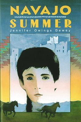 Cover image for Navajo summer