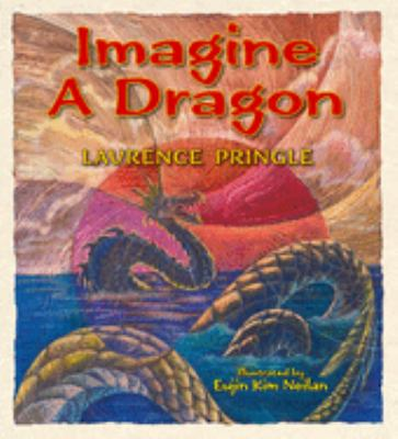 Cover image for Imagine a dragon