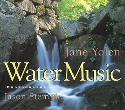 Cover image for Water music : poems for children
