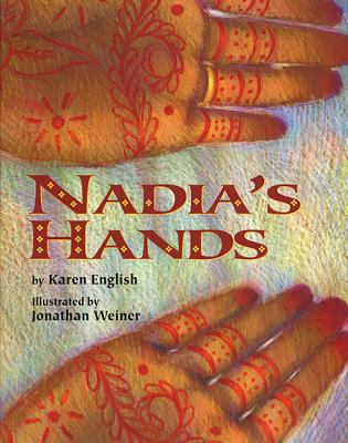 Cover image for Nadia's hands