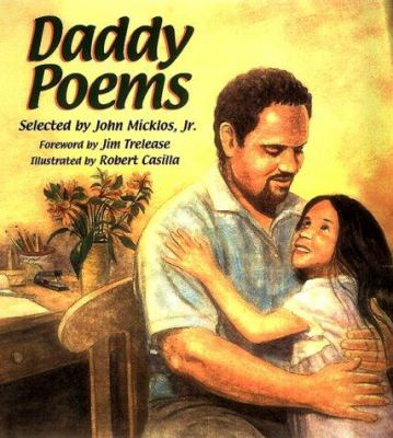 Cover image for Daddy poems
