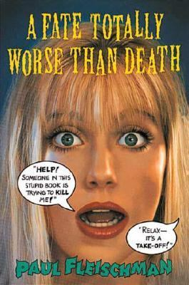 Cover image for A fate totally worse than death
