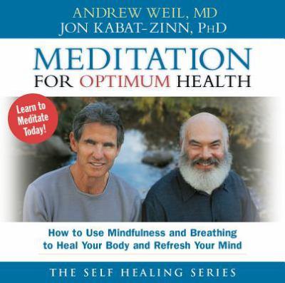 Cover image for Meditation for optimum health