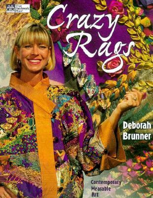 Cover image for Crazy rags