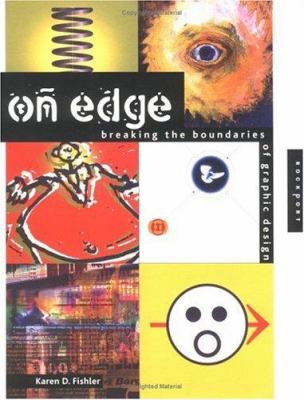 Cover image for On edge : breaking the boundaries of graphic design