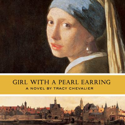 Cover image for Girl with a pearl earring