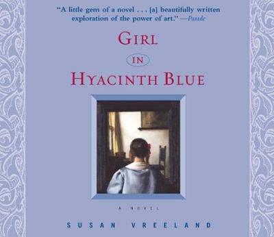 Cover image for Girl in hyacinth blue