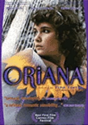 Cover image for Oriana