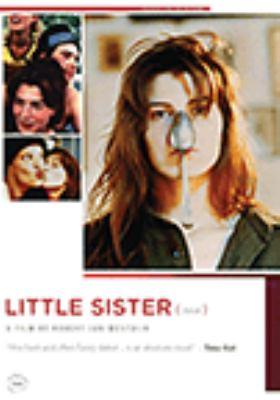 Cover image for Little sister = Zusje