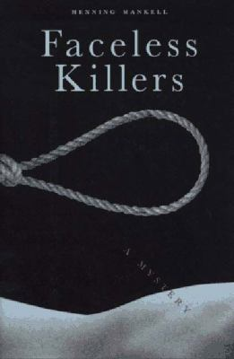 Cover image for Faceless killers : a mystery