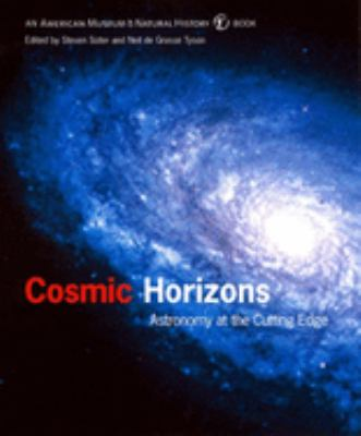 Cover image for Cosmic horizons : astronomy at the cutting edge