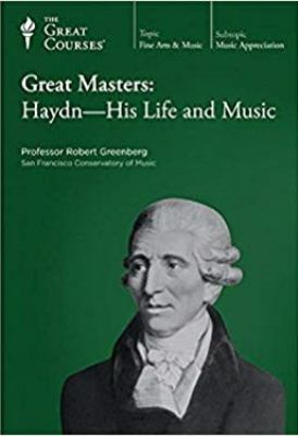 Cover image for Great masters. Haydn, his life & music