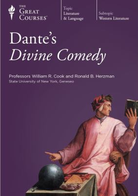 Cover image for Dante's Divine comedy