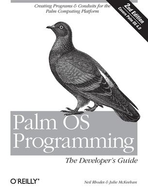 Cover image for Palm OS programming : the developer's guide
