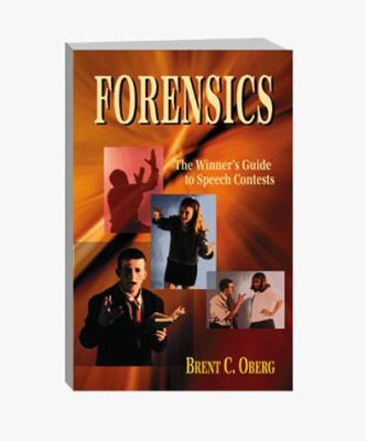 Cover image for Forensics : the winner's guide to speech contests