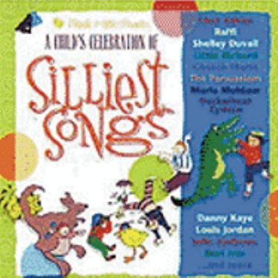Cover image for A child's celebration of silliest songs