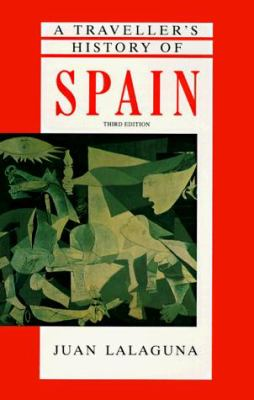 Cover image for A traveller's history of Spain