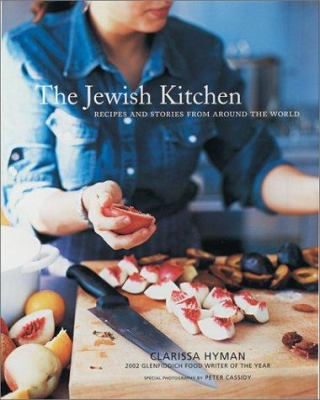 Cover image for The Jewish kitchen : recipes and stories from around the world