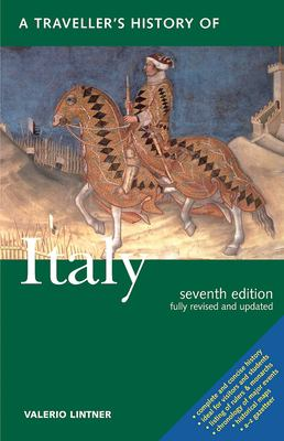 Cover image for A traveller's history of Italy