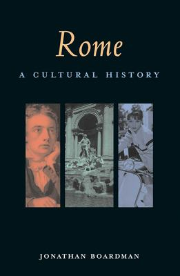 Cover image for Rome : a cultural history