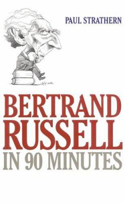 Cover image for Bertrand Russell in 90 minutes