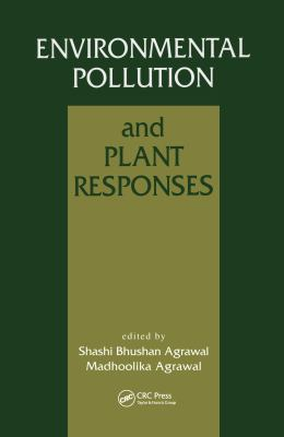 Cover image for Environmental pollution and plant responses