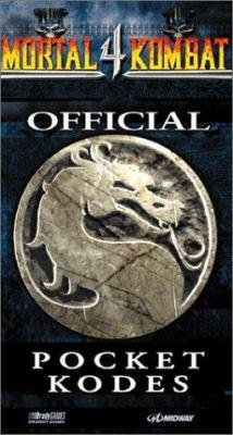 Cover image for Official Mortal Kombat 4 pocket kodes