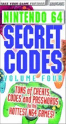 Cover image for Secret codes for Nintendo 64.